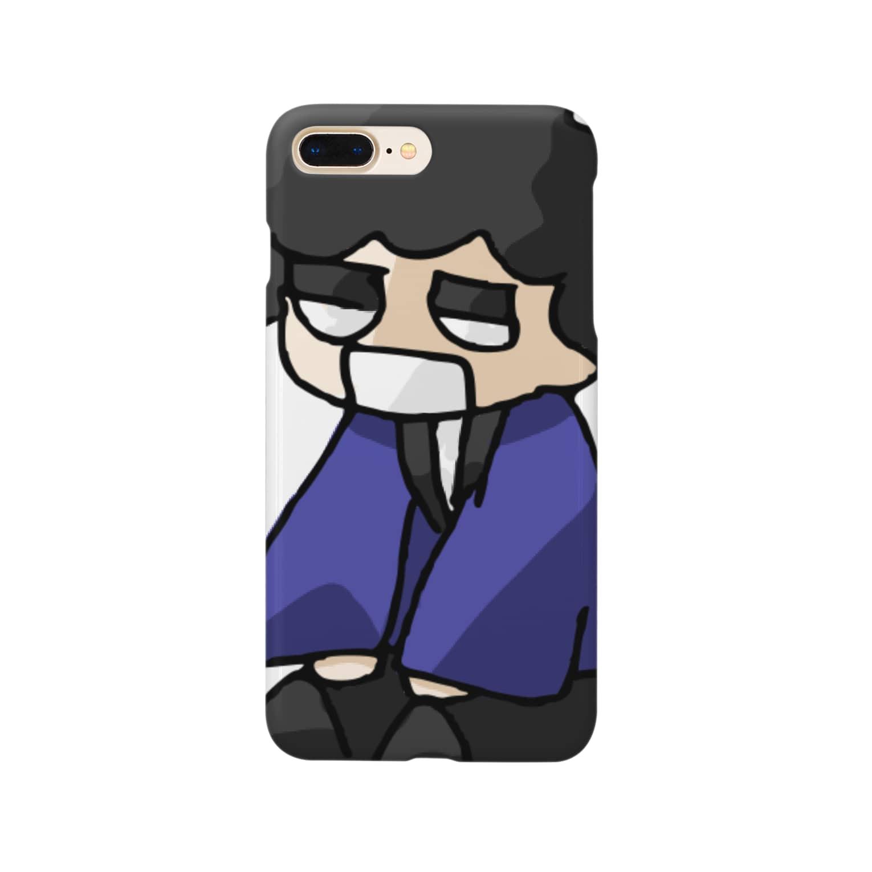 yokofuku2018のまこぴ1 Smartphone cases