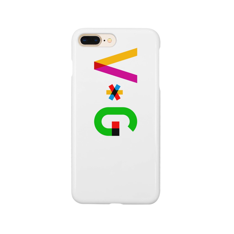 marikiroのVG initial Smartphone cases