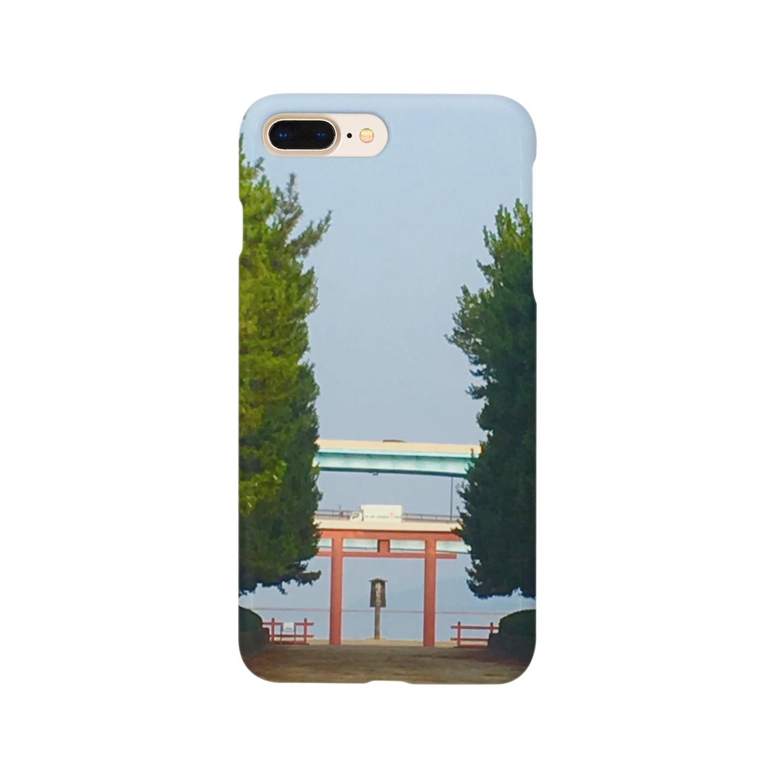 ぱぐしき会社 どんのご利益ありそうケース Smartphone cases