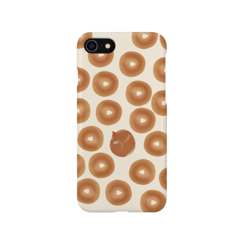 togirouのシバベーグル Smartphone cases