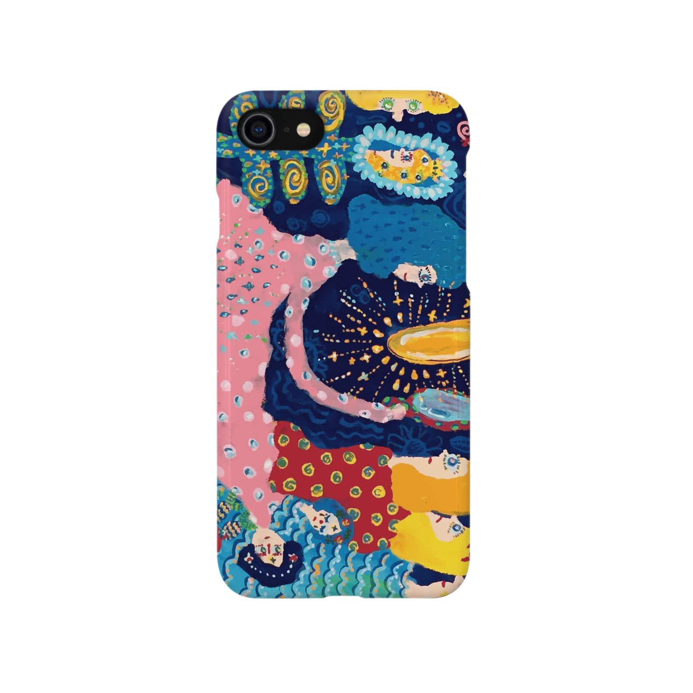 Natsumi Shirokiのあの子の太陽iphone6plus Smartphone cases