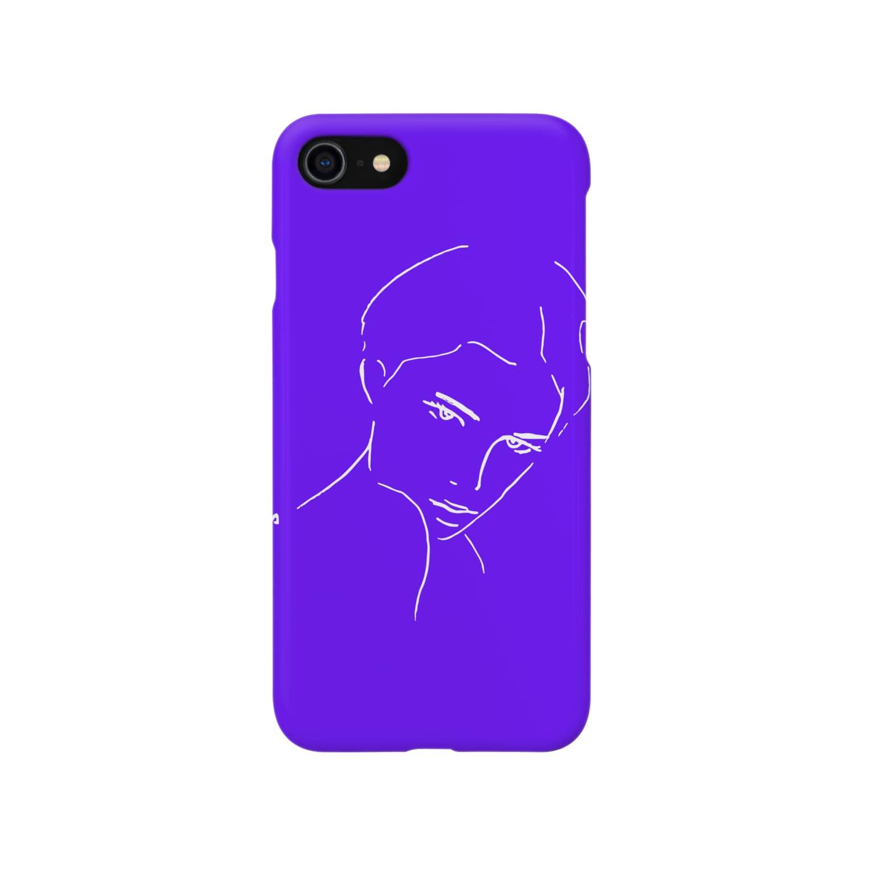 sumireiro01の美女43 Smartphone cases