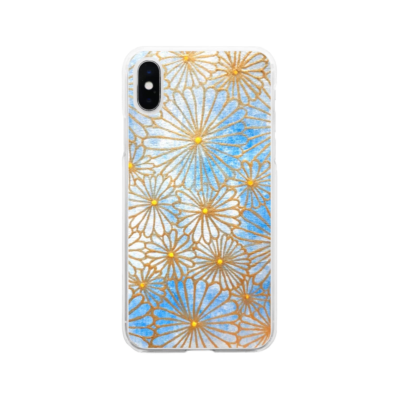 ふなまの涼花 Soft clear smartphone cases