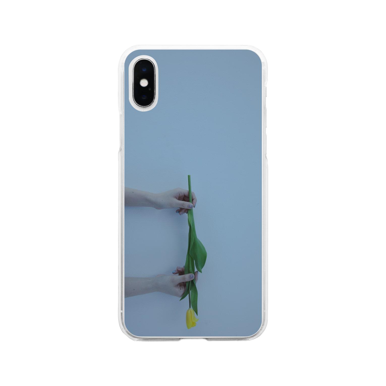 radiantの望みのない恋 Soft clear smartphone cases
