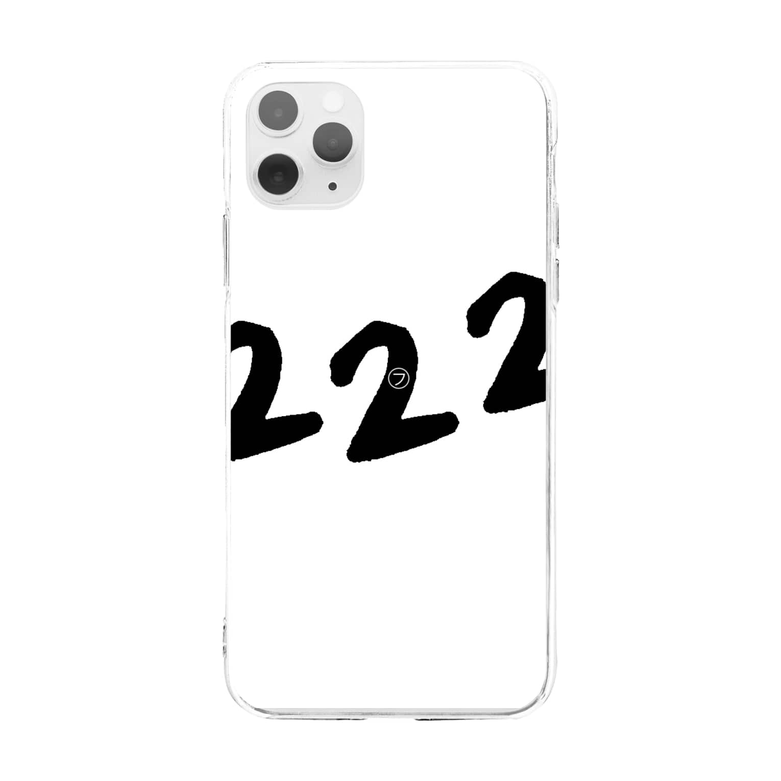by fujiHiro by 555のaNumber.2 Soft clear smartphone cases