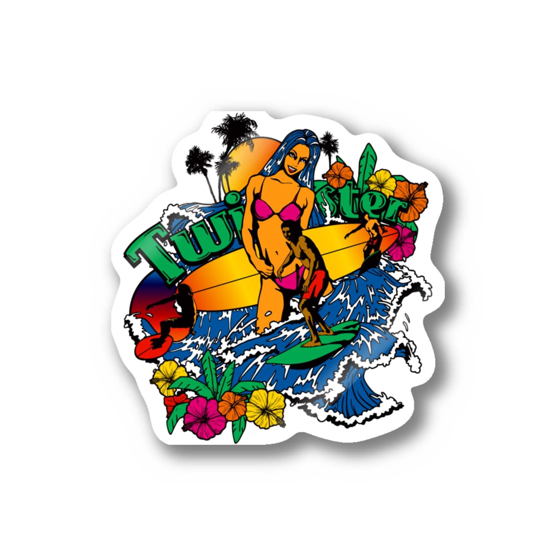 JOKERS FACTORYのTWISTER Stickers