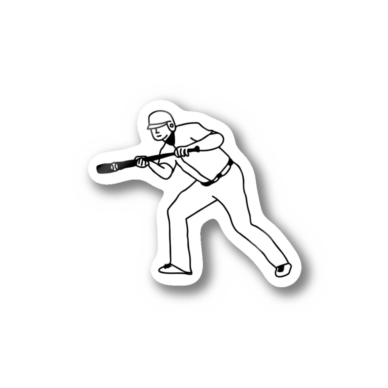 Panic Junkieのバント Stickers
