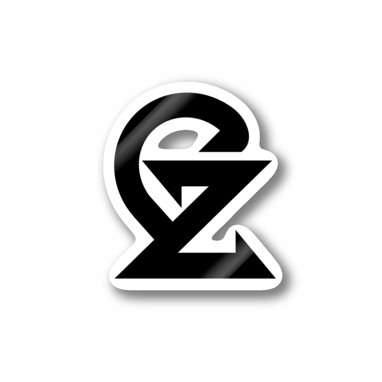 Zest Gaming StoreのZG ステッカー