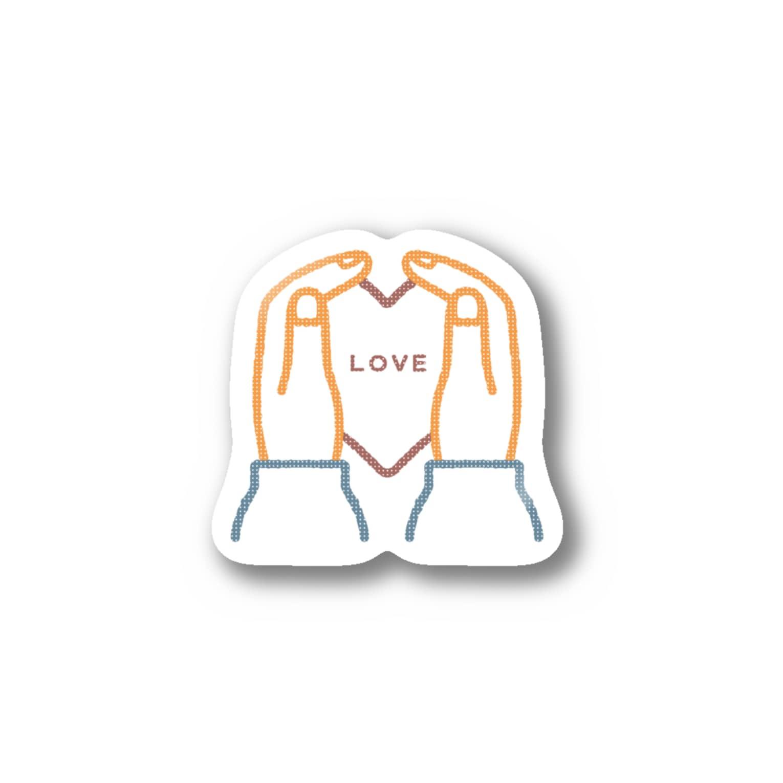 SAAYA'S SHOPのLOVE2019 Stickers
