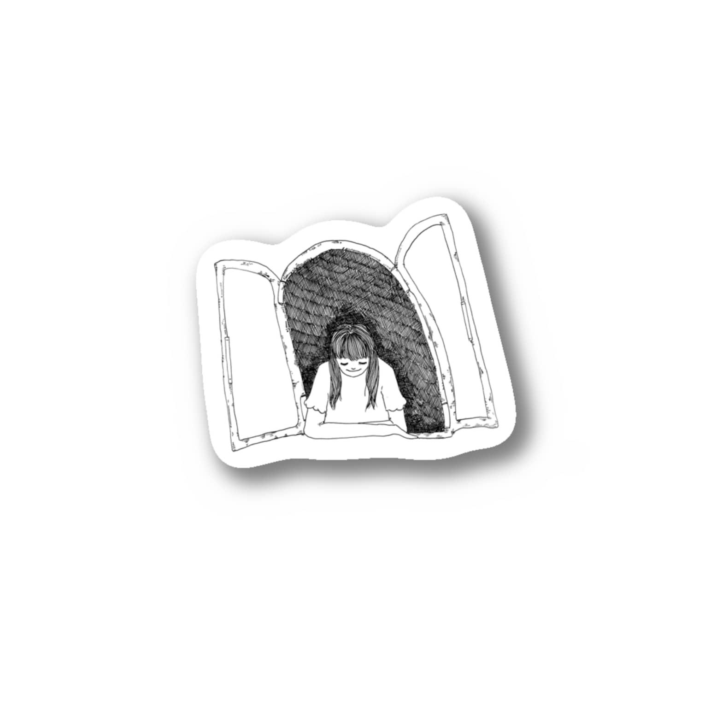 SToNE CoLDの0 Stickers