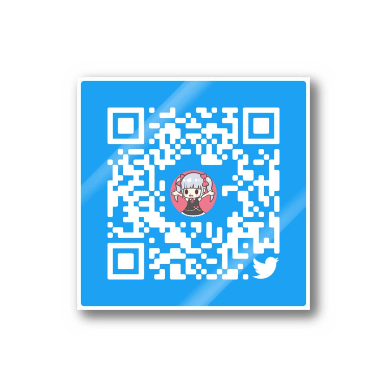 micoto.iroのQRみこと2 Stickers