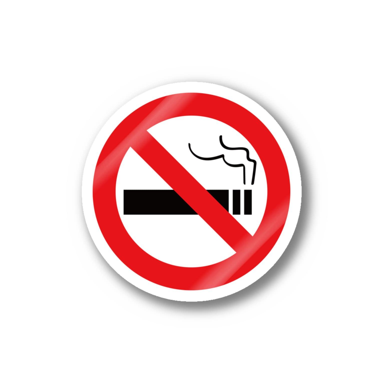よしだことみの禁煙 Stickers