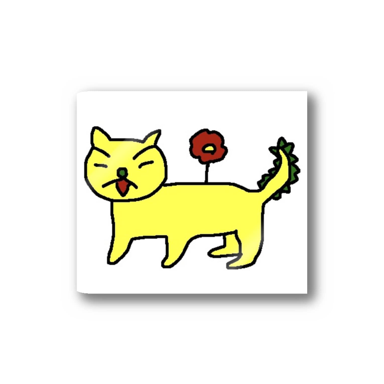 hha__m72のにゃんぬー Stickers
