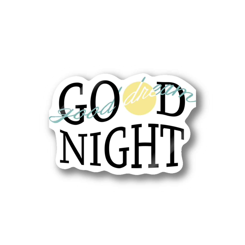 onigiri-dayoのGOOD NIGHT Stickers
