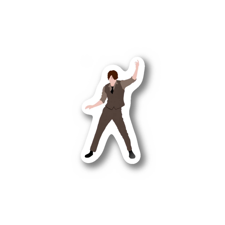 ぷのNo.8 《ステッカー》 Stickers