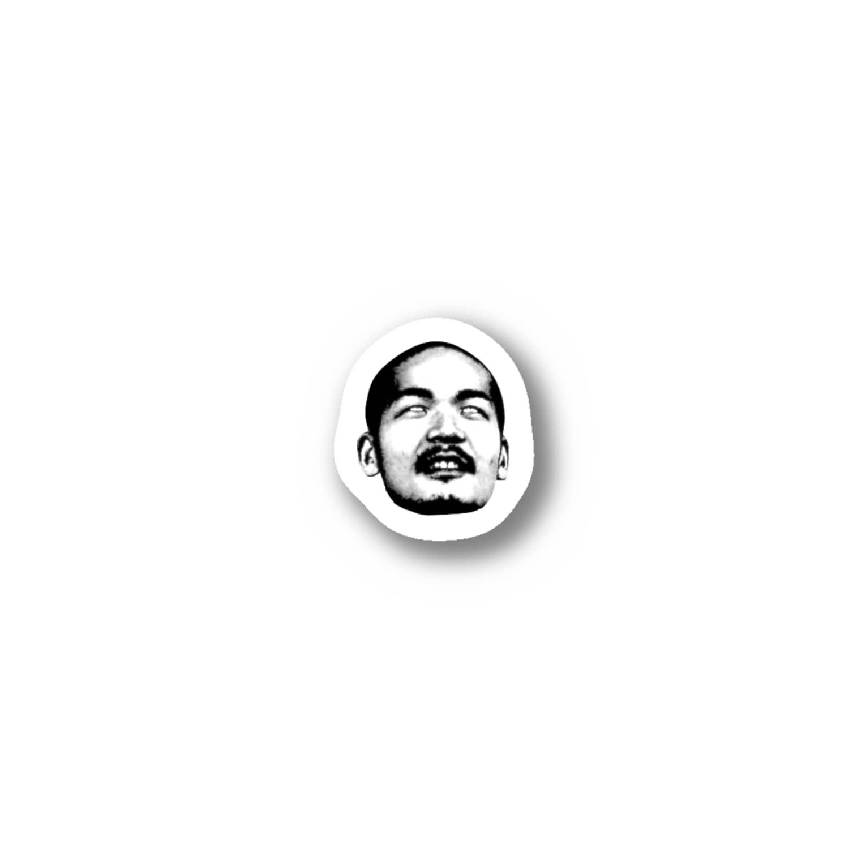 takkanmの新フロアのようかい  Stickers