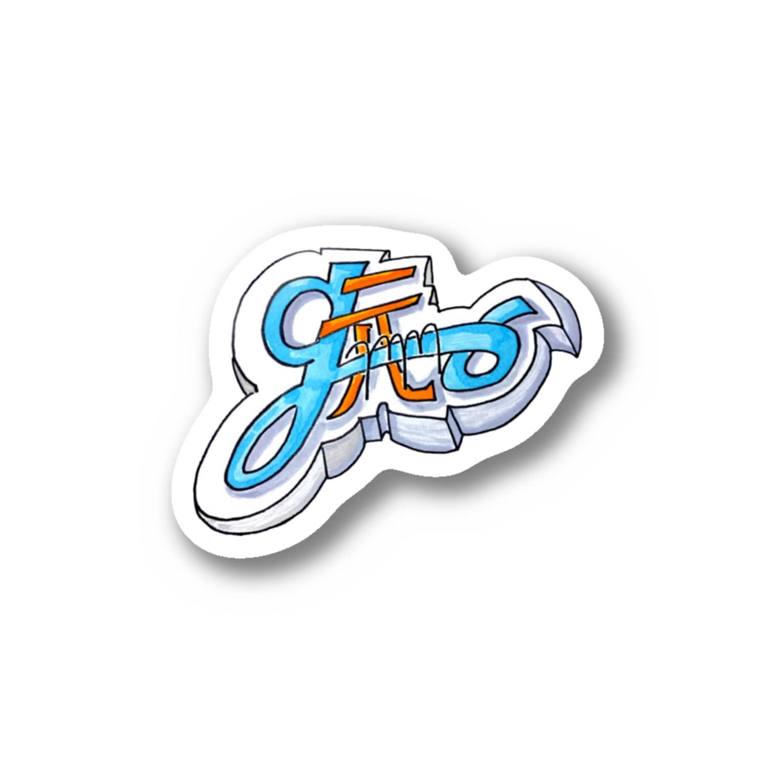 OLD_PORT       【オールドポート】のgamma Stickers