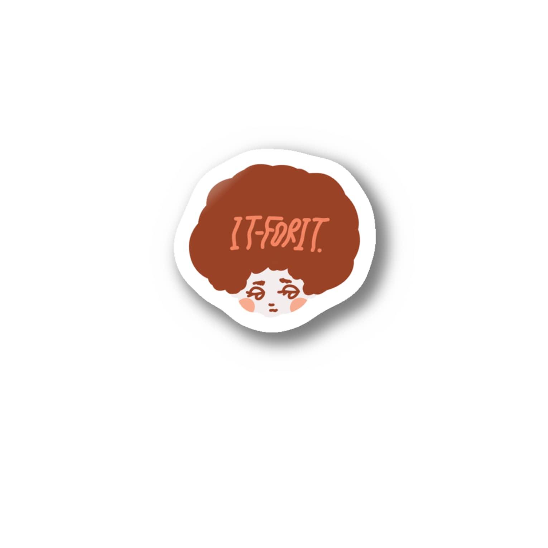 It-forit.のAFL-GAL Stickers