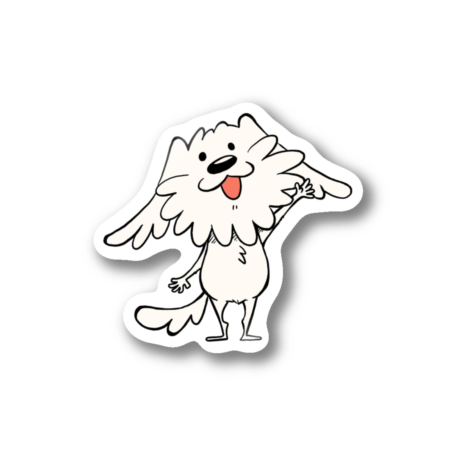 -testsite-のJOLLY DOG Stickers