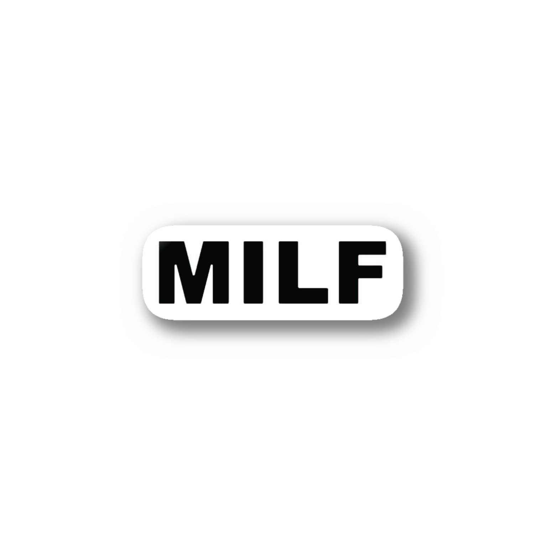 Boneless MilfのMILF the standerd Stickers