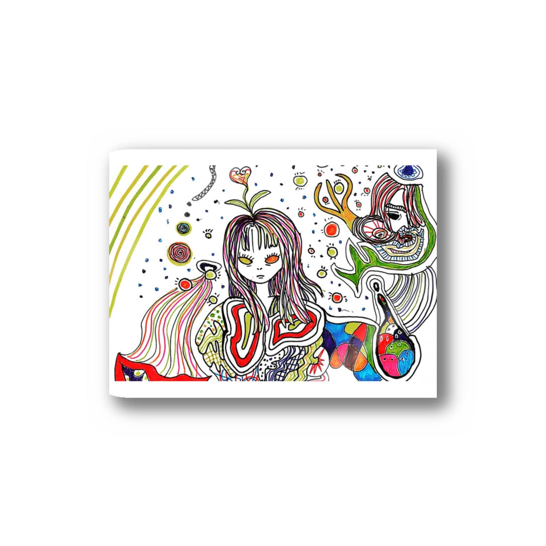ChikashiのRelease Stickers