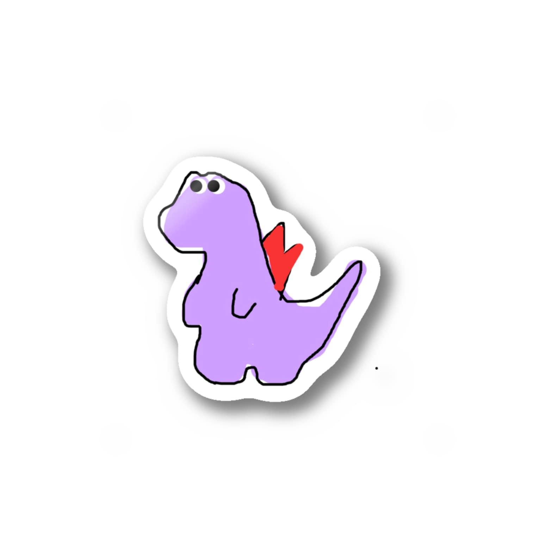 eeeeeeのきょうりゅう Stickers