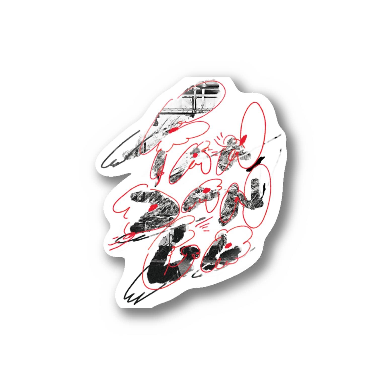 堺ファンダンゴ グッズの堺FANDANGO応援グッズ Stickers