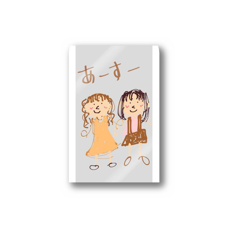 oekakisuruayameの#あーすーステッカー Stickers