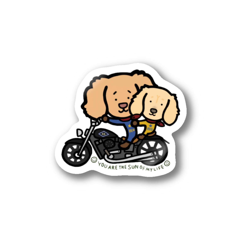 Smile_Rainbow☺︎のR☺︎R-rider Stickers