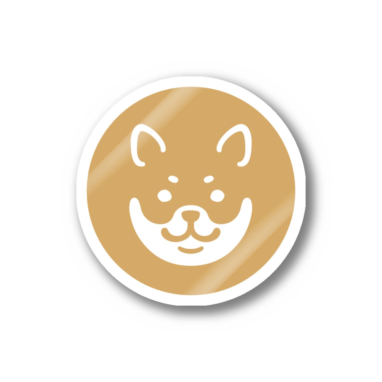 chi-bitのSHIBAT - アカシバ Stickers