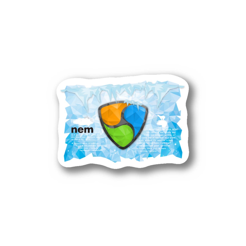 KURINOYA - クリノヤのNEM ICE Stickers
