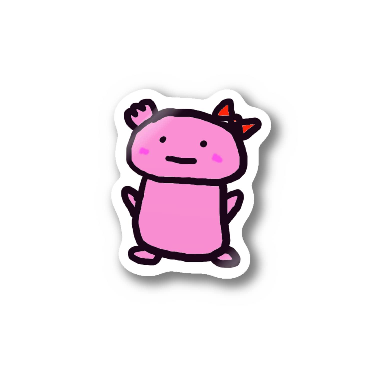 Suntauyoのオトメウーパーちゃん Stickers