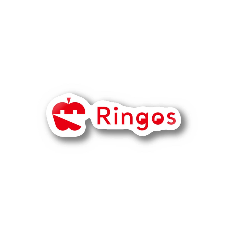 Ringos(リンゴズ)のRingos (リンゴズ) Stickers