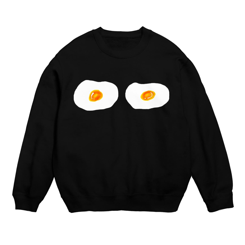 明季 aki_ishibashiの卵ブラ スウェット