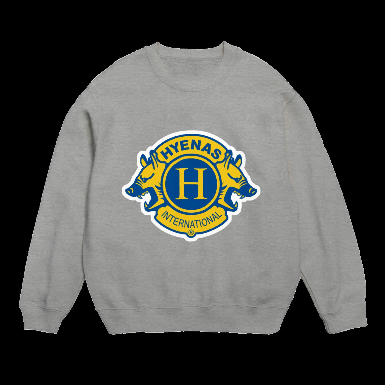 ハイエナズクラブのハイエナズクラブロゴ(2016) スウェット