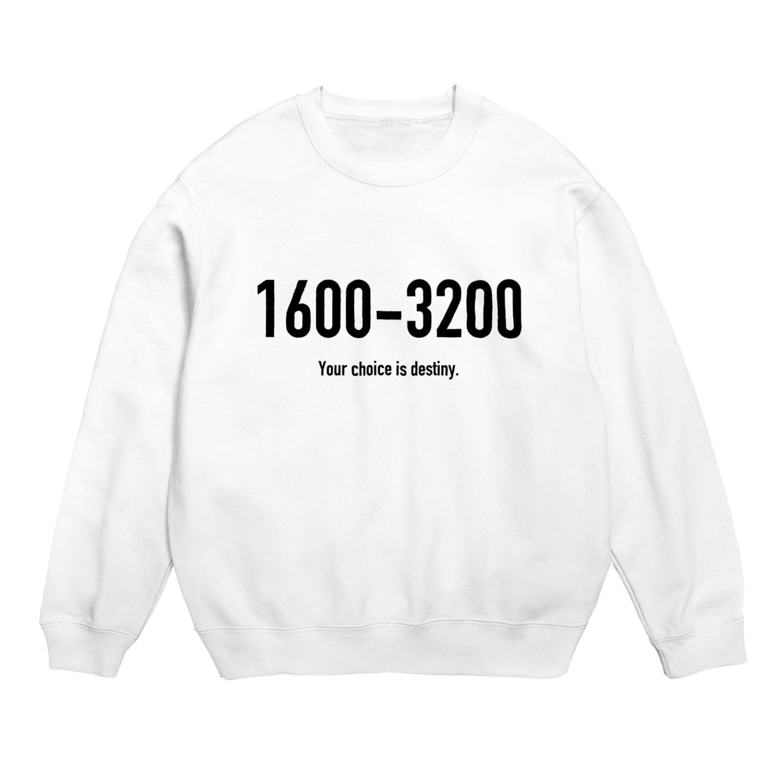 wlmのPOINTS - 1600-3200 Sweats