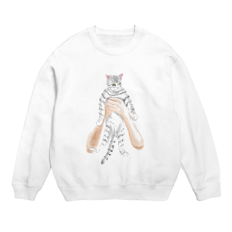 TAKUMの抱きネコ Sweats