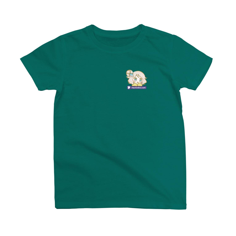 7_nanaのちどりT T-shirts