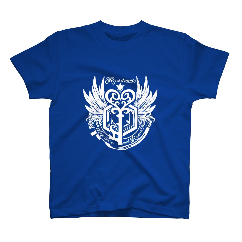 FifstormのResistance Key Tシャツ