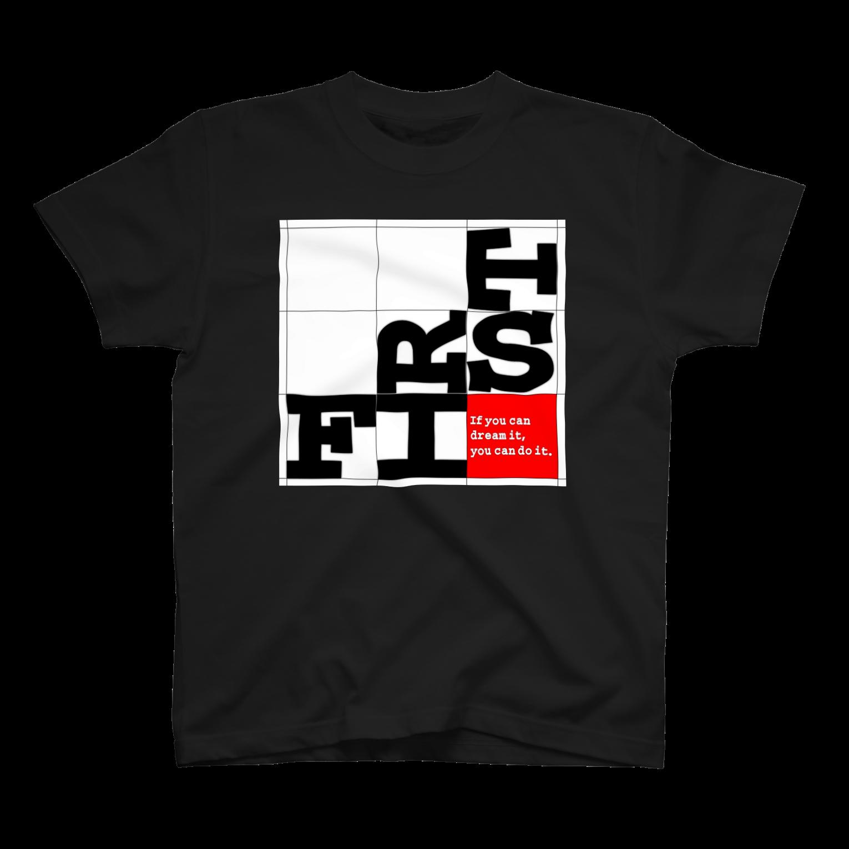 shop_imのFIRST_BTシャツ