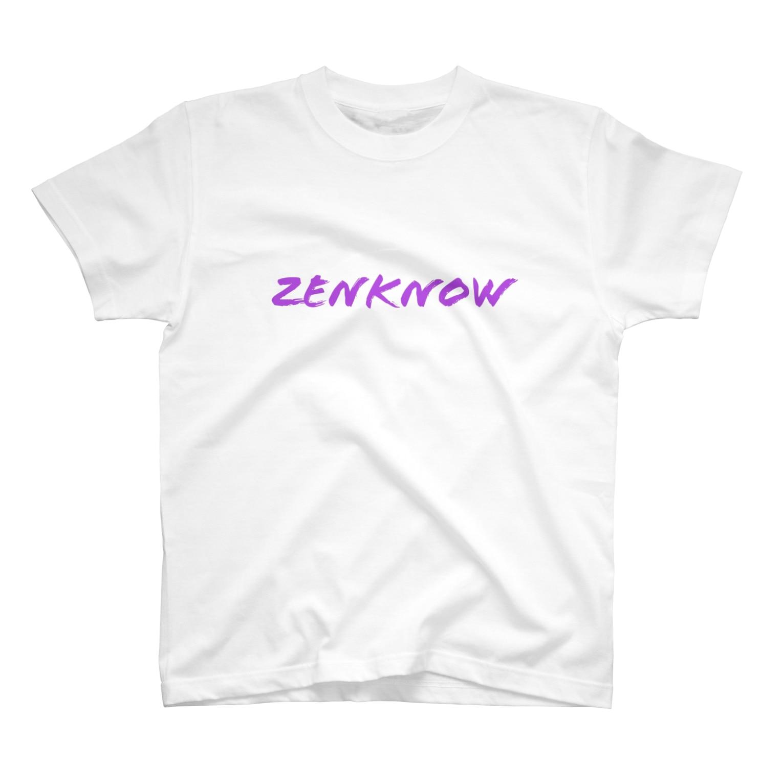 ZenknowのZenknow T-Shirt T-shirts