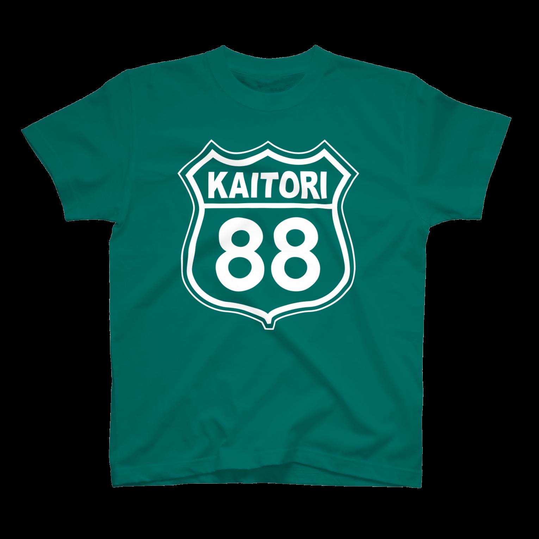 k-lab(ケイラボ)のKAITORI 88 (W) Tシャツ
