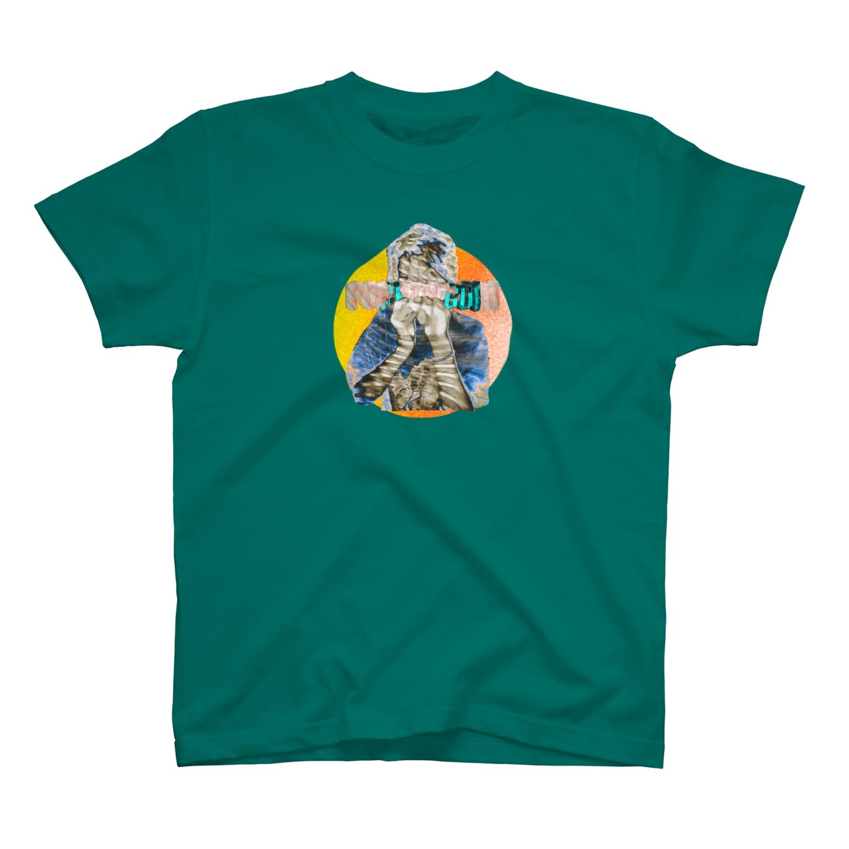 pipe cut recordの夏に向けてTsyatu  T-shirts