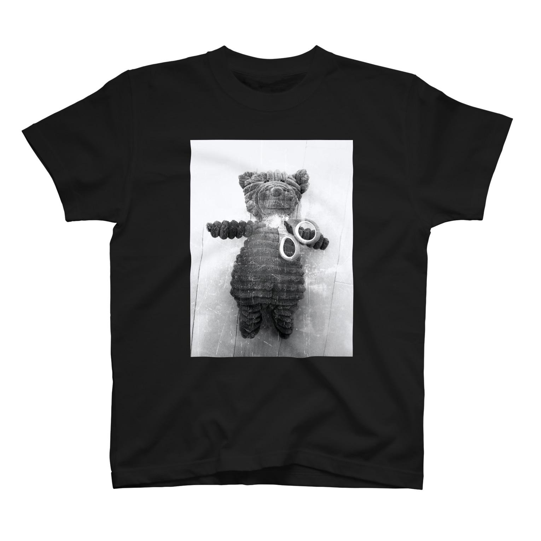 To MY DEAR PATIENTSの可哀想なテディ Tシャツ