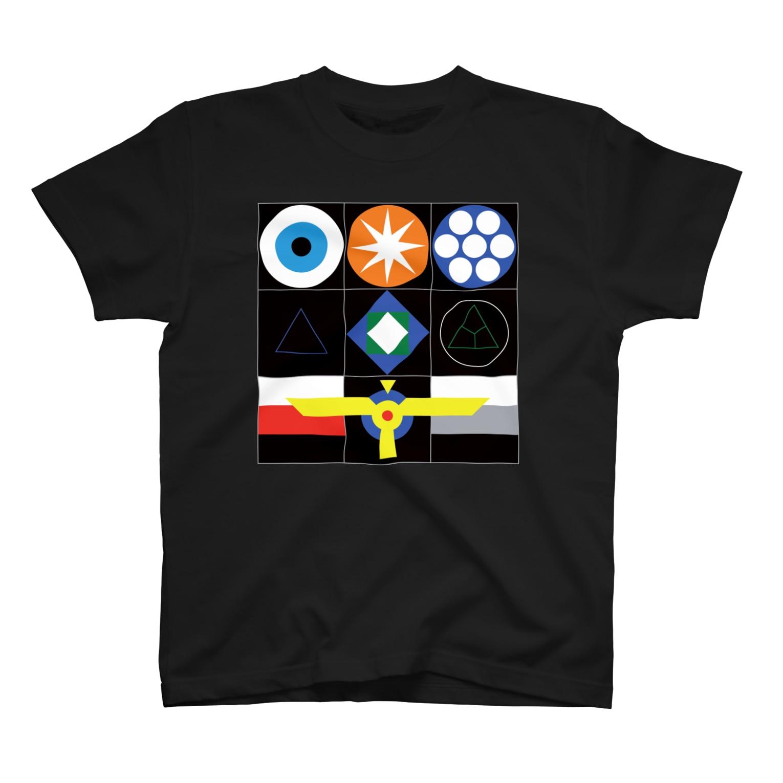 metao dzn【メタをデザイン】のインターステラエニアグラムTEE T-shirts