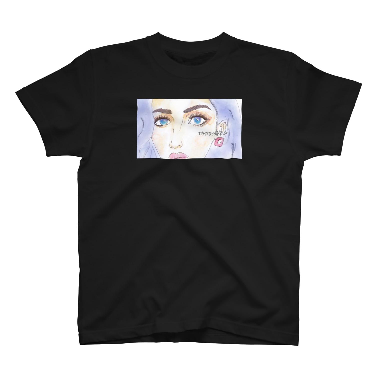 daddymariaのdaddymaria T-shirts