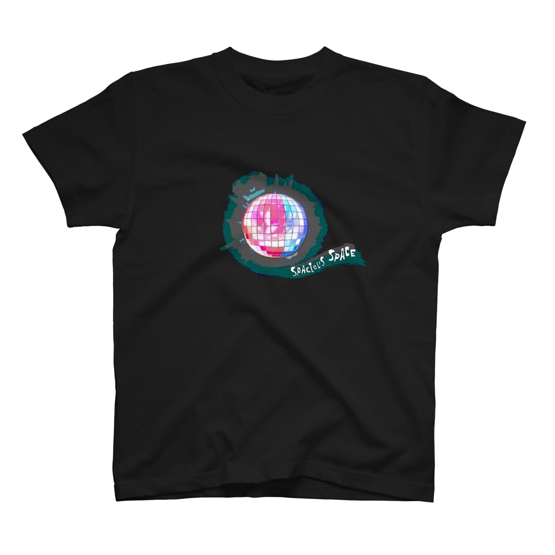 UNIQUE MANIACのミラーボール T-shirts