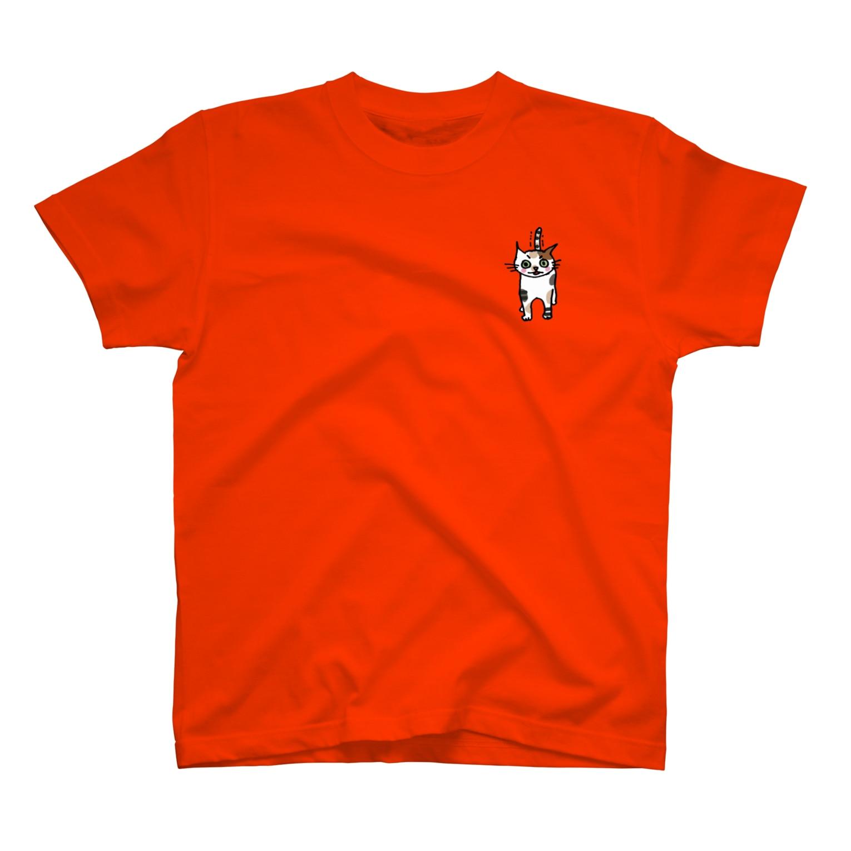 マイマイタケのうんこ出たT T-shirts