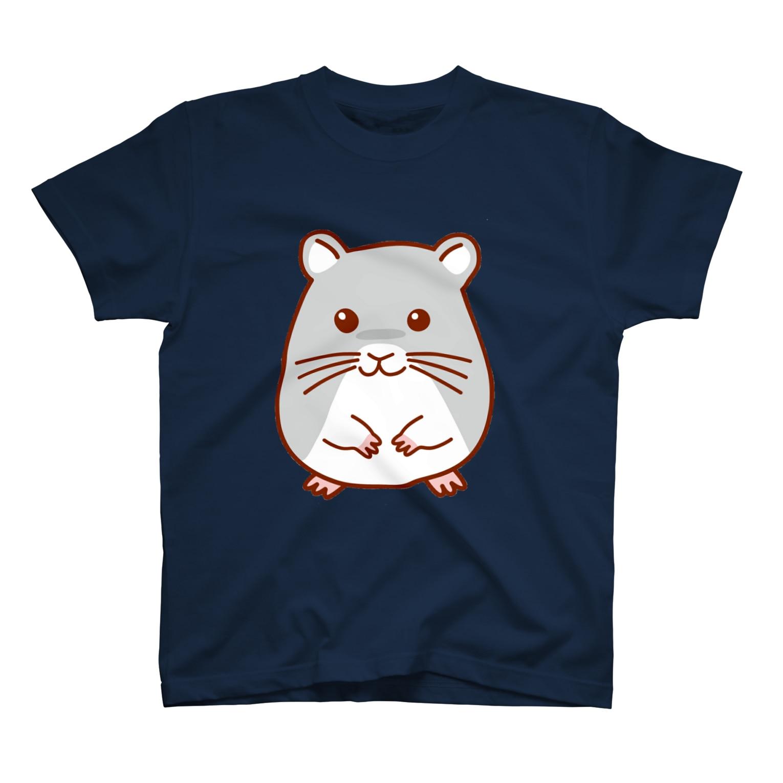 spino121のハムスター T-shirts