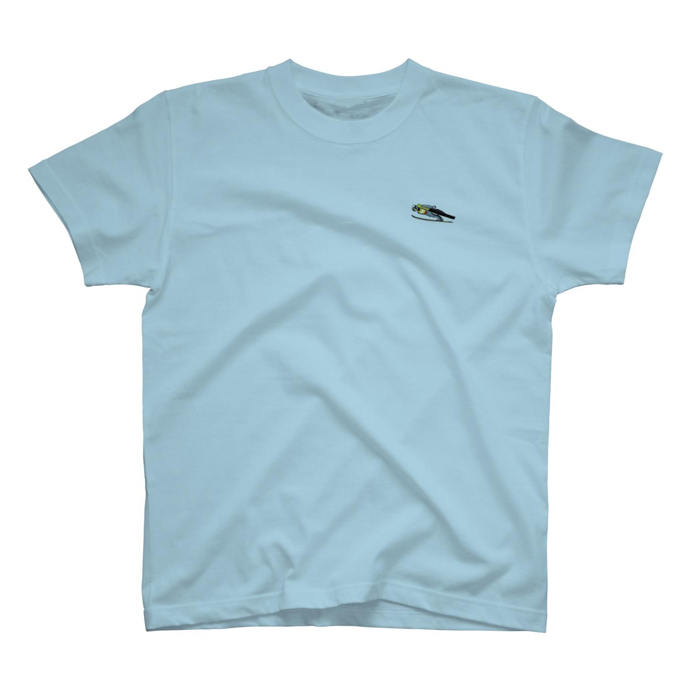 Midori Imamuraのスキージャンパー<イエロー> T-shirts